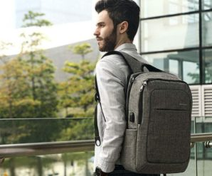 Best Slim Laptop Backpack for Travelers 2019